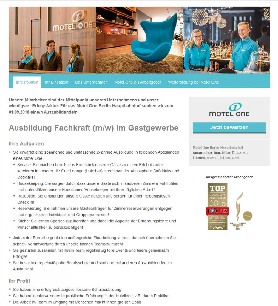 Großartig Stellenanzeigen Vorlagen Galerie - Entry Level Resume ...